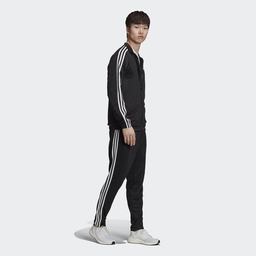 Adidas Athletics Tiro Erkek Siyah Eşofman Takımı (FS4323)