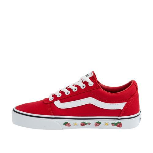 Vans Ward Kadın Kırmızı Spor Ayakkabı (VN0A3IUN57Q1)