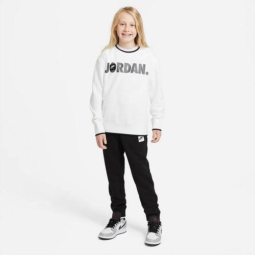 Nike Jumpman Çocuk Siyah Eşofman Altı (95A296-023)