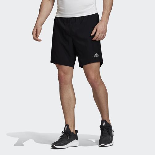 Adidas Run It Erkek Siyah Şort (FS9808)