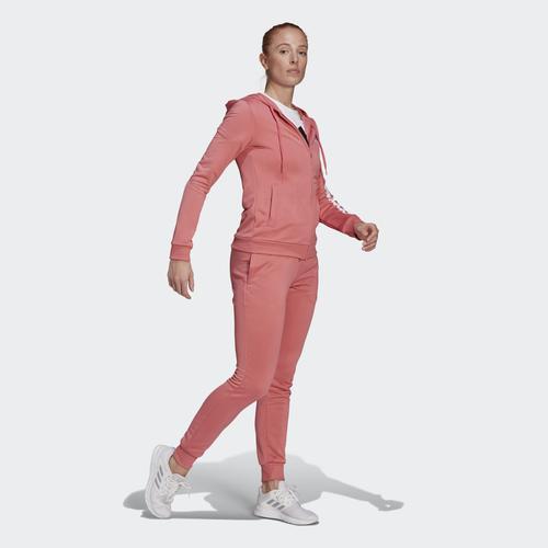 adidas Essentials Logo Kadın Pembe Eşofman Takımı (GM5578)
