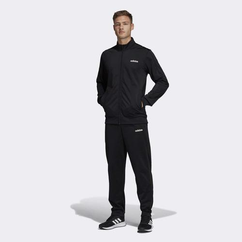 adidas MTS Basics Erkek Siyah Eşofman Takımı (DV2470)