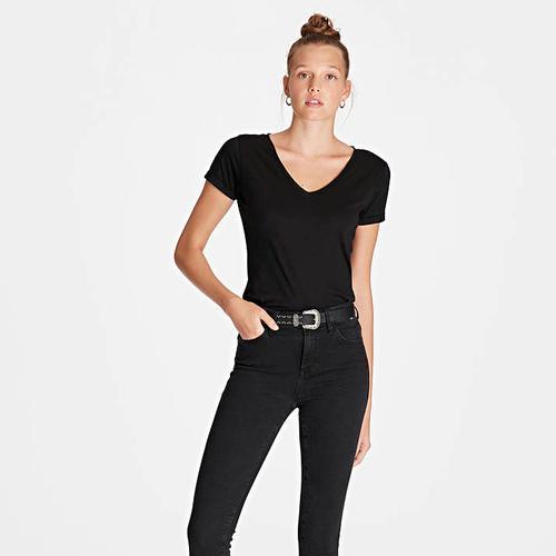 Mavi Tess Kadın Siyah Jean Pantolon (100328-28070)
