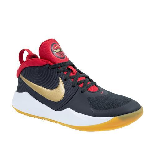 Nike Team Hustle Çocuk Siyah Basketbol Ayakkabısı (AQ4224-011)