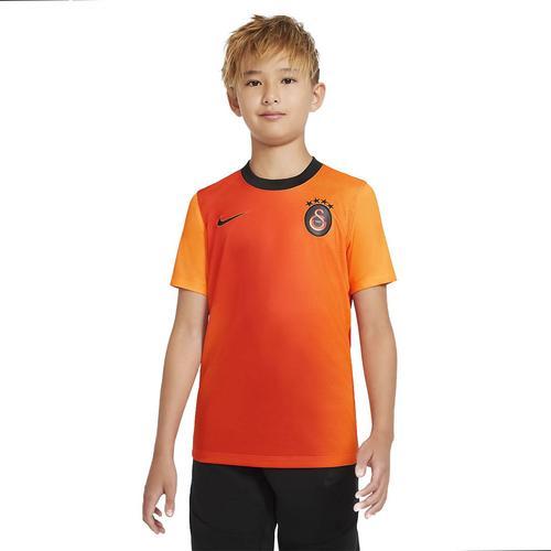Nike Galatasaray 2020-2021 Çocuk Turuncu Futbol Forması (CW2520-836)