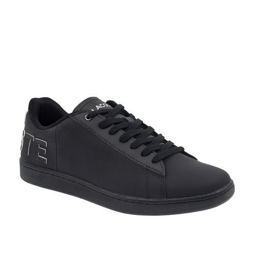 Lacoste Carnaby Evo Erkek Siyah Spor Ayakkabı (739SMA0052.312)