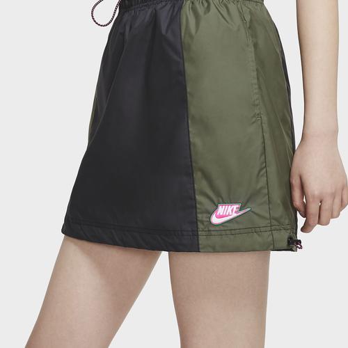 Nike Sportswear Icon Clash Kadın Siyah Etek (CU5985-010)