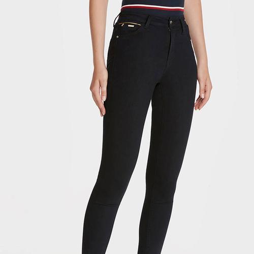 Mavi Tess Rinse Kadın Siyah Jean Pantolon (100328-27292)