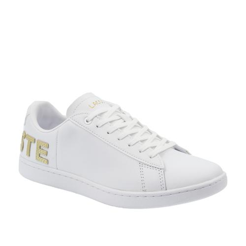 Lacoste Carnaby Evo Kadın Beyaz Spor Ayakkabı (739SFA0034.21G)