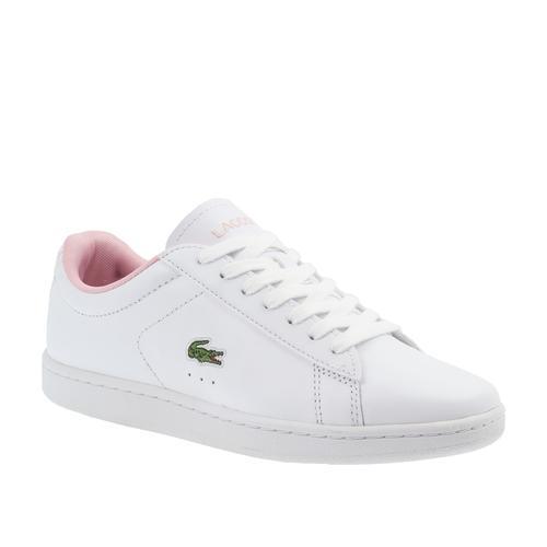 Lacoste Carnaby Evo 0120 Kadın Beyaz Spor Ayakkabı (740SFA0037.1Y9)