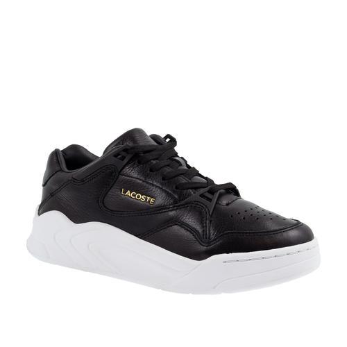 Lacoste Court Slam 0320 2 Kadın Siyah Deri Spor Ayakkabı (740SFA0014.312)