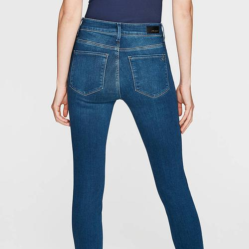 Mavi Tess Aqua Gold Kadın Mavi Jean Pantolon (100328-22898)