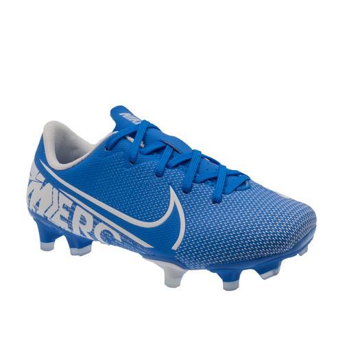 Nike Jr Vapor 13 Academy Fg/Mg Çocuk Mavi Krampon (AT8123-414)