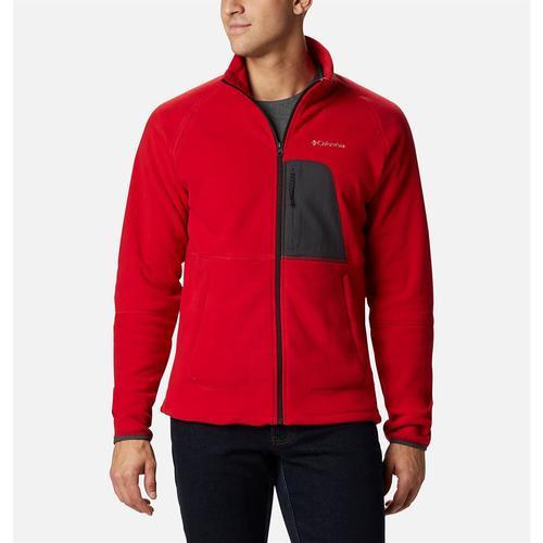 Columbia Rapid Erkek Kırmızı Outdoor Ceket (AM0781-613)