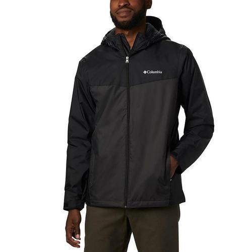 Columbia Glennaker Sherpa Erkek Siyah Outdoor Mont (WO0676-012)