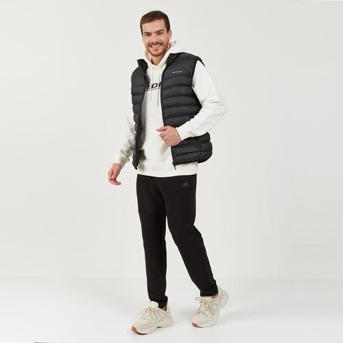 Skechers Outerwear Lightweight Erkek Siyah Yelek (S202174-001)