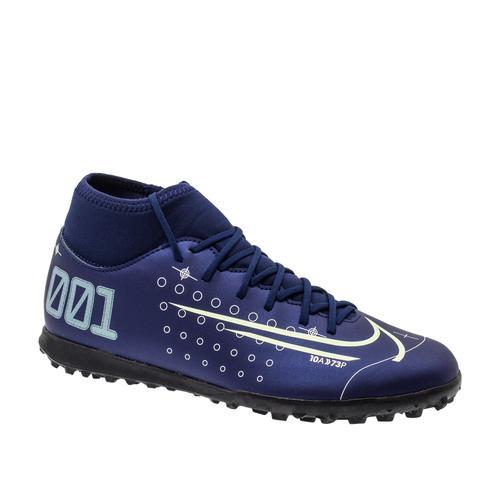 Nike Superfly 7 Clup Erkek Lacivert Halı Saha Ayakkabısı (BQ5437-401)