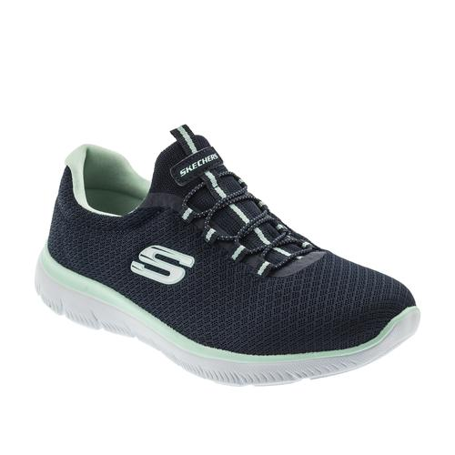 Skechers Summits Kadın Lacivert Koşu Ayakkabısı (12980-NVAQ)