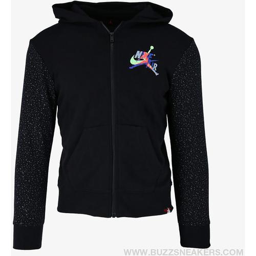 Nike Classics Çocuk Siyah Ceket (957078-023)