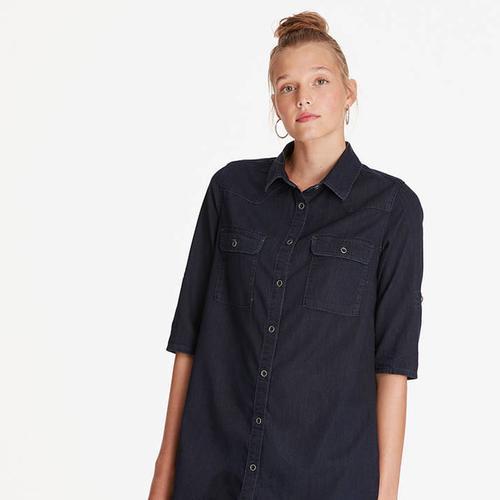 Mavi Bree Kadın Siyah Elbise (130420-24353)