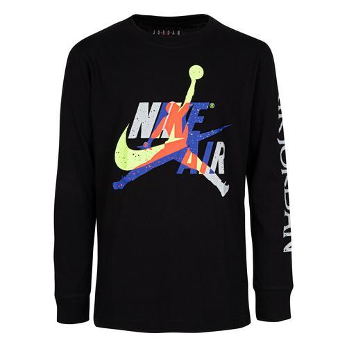 Nike Jumpman Classic Çocuk Siyah Sweatshirt (956898-023)