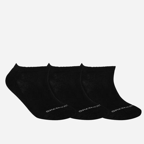 Skechers 3'lü Siyah Çorap (S192137-001)