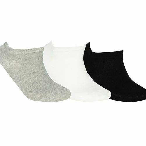 Skechers U Skx Nopad Low Cut 3 Renk Çorap (S192140-900)