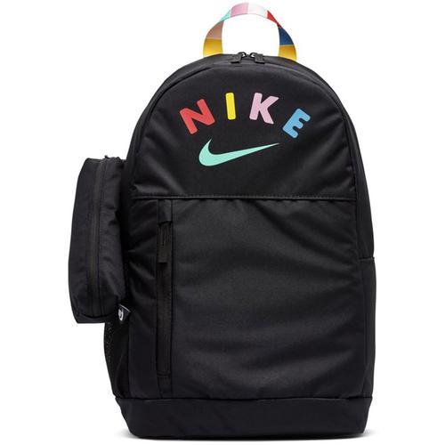 Nike Elemental Çocuk Siyah Sırt Çantası (CV8908-010)