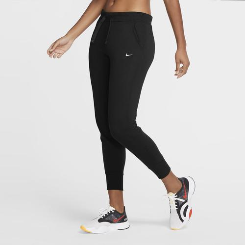 Nike Dri-Fit Get Fit Training Kadın Siyah Eşofman Altı (CU5495-010)
