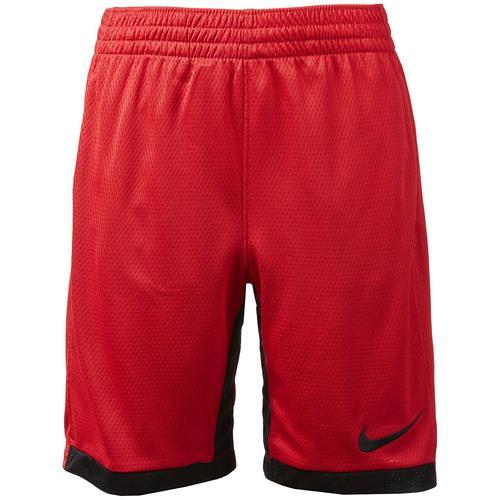 Nike Trophy Çocuk Kırmızı Şort (86D426-R78)