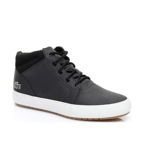 Lacoste Ampthill 318 1 Kadın Siyah Spor Ayakkabı (736CAW0003.454)