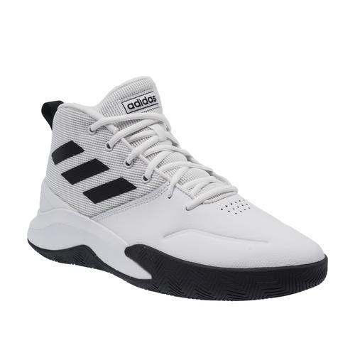 adidas Ownthegame Erkek Beyaz Spor Ayakkabı (EE9631)