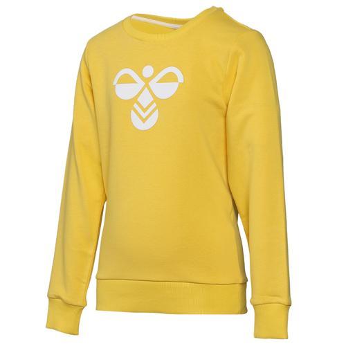 Hummel Noah Çocuk Sarı Sweatshirt (921115-5102)