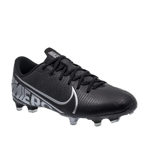 Nike Jr Vapor 13 Academy Fg/Mg Çocuk Siyah Krampon (AT8123-001)