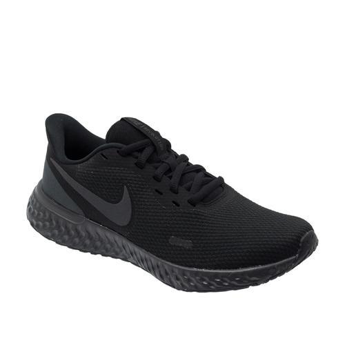 Nike Revolituon 5 Erkek Siyah Koşu Ayakkabısı (BQ3207-001)