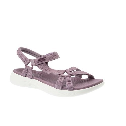 Skechers On-The-Go 600 Kadın Mor Sandalet (16178-MVE)