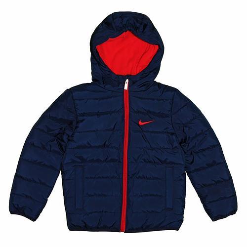 Nike Boys Essentials Çocuk Lacivert Mont (8UG083-B7N)