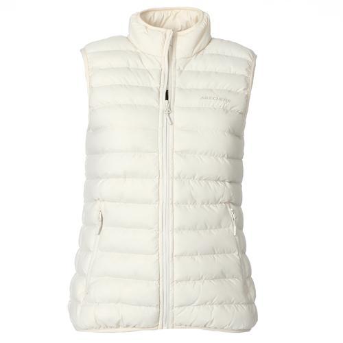 Skechers Outerwear Lightweight Kadın Beyaz Yelek (S202109-614)