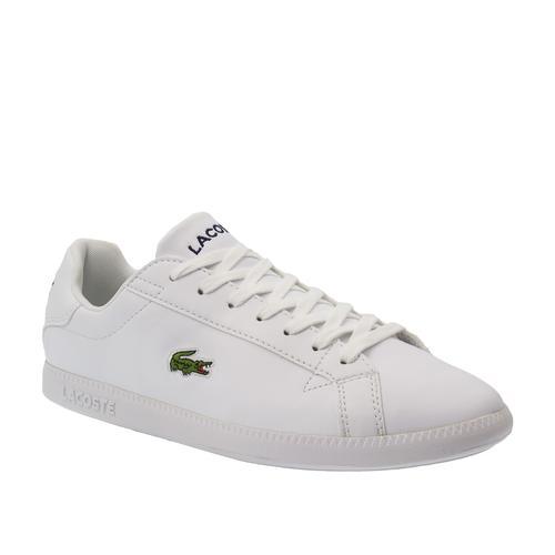 Lacoste Graduate 1 Erkek Beyaz Spor Ayakkabı (737SMA0053.21G)