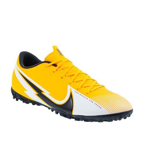 Nike Mercurial Vapor 13 Academy Çocuk Sarı Halı Saha Ayakkabısı (AT7996-801)