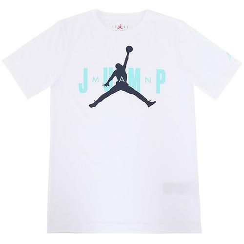 Nike Air Jordan Çocuk Beyaz Tişört (956869-001)