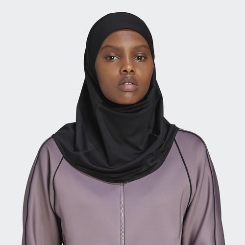 adidas Kadın Siyah Sporcu Eşarp (GE3280)