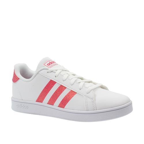 adidas Grand Court Çocuk Beyaz Spor Ayakkabı (EG5136)