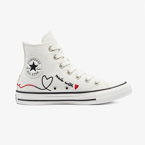 Converse Chuck Taylor All Star Kadın Beyaz Spor Ayakkabı (171159C.100)
