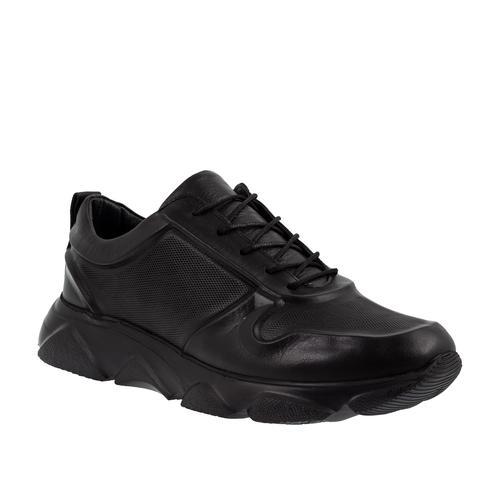 Dr.Soft Erkek Siyah Ortopedik Spor Ayakkabı (M-190202)