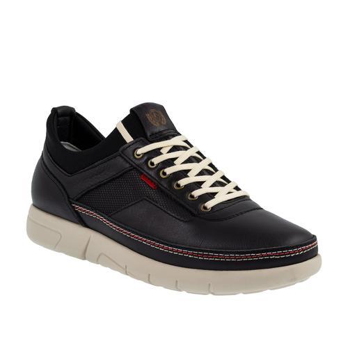 Dr.Soft Erkek Siyah Ortopedik Spor Ayakkabı (M-030102)