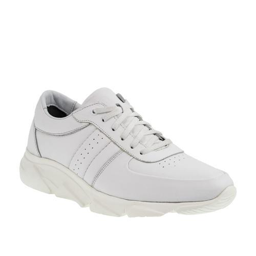 Dr.Soft Erkek Beyaz Ortopedik Spor Ayakkabı (M-160101)