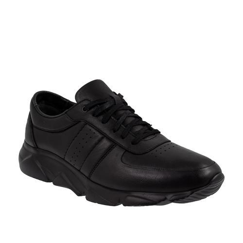 Dr. Soft Comfortable Erkek Siyah Ortopedik Ayakkabı (M-160102)