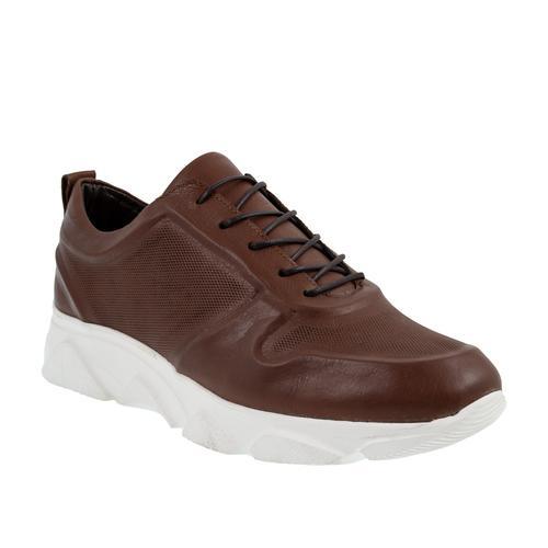 Dr. Soft Comfortable Erkek Kahverengi Ortopedik Ayakkabı (M-190107)