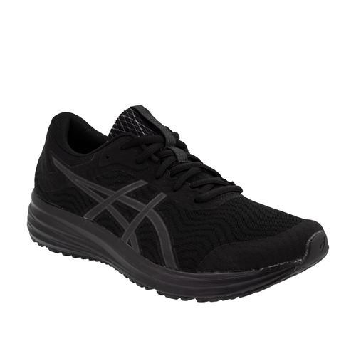 Asics Patriot 12 Erkek Siyah Koşu Ayakkabısı (1011A823-003)